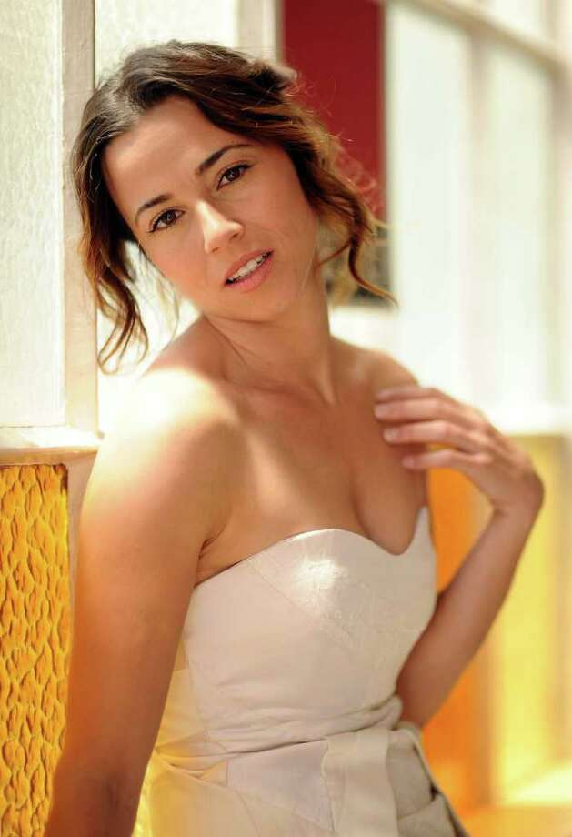 Actress Linda Cardellini poses for a portrait session during the 64th Cannes Film Festival on Tuesday in Cannes, France. Photo: Ian Gavan, Getty Images / 2011 Getty Images