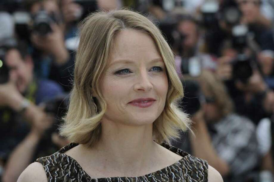 "Director and actress Jodie Foster poses during the photocall of ""The Beaver"" presented out of competiton at the 64th Cannes Film Festival on Tuesday in Cannes.  AFP PHOTO / ANNE-CHRISTINE POUJOULAT Photo: ANNE-CHRISTINE POUJOULAT, AFP/Getty Images / 2011 AFP"