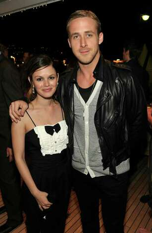 "Actors Rachel Bilson and Ryan Gosling attend the ""Art of Elysium Paradis Dinner and Party"" at Michael Saylor's Yacht, Slip S05 during the 63rd Annual Cannes Film Festival on May 19, 2010, in Cannes, France.  (Photo by John Shearer/Getty Images for Art of Elysium) Photo: John Shearer / 2010 Getty Images"