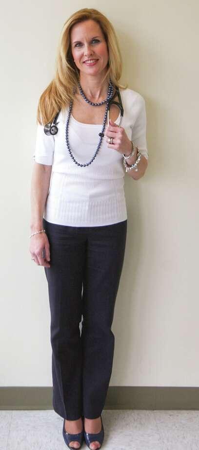 (Colleen Ingerto/HealthyLife) Latham pediatrician Dr. Tricia Pelnik-Fecko