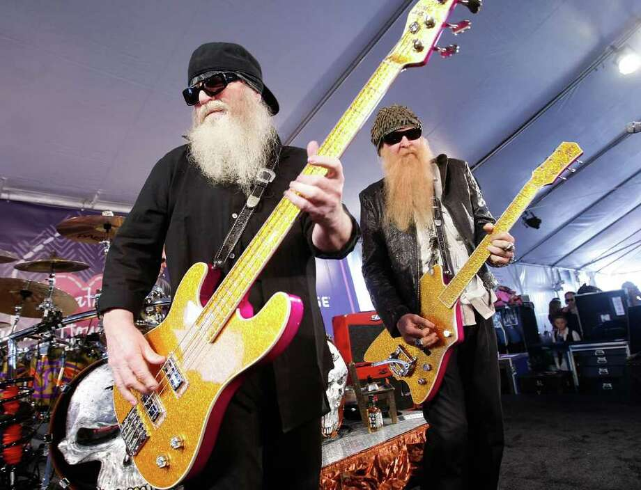 """How long has ZZ Top been around? They got together a year before Paul McCartney left the Beatles. Join us on their musical journey that has brought them to their latest album""""Read about """"La Futura"""" here.  Photo: Michael Buckner, Getty Images / 2009 Getty Images"""