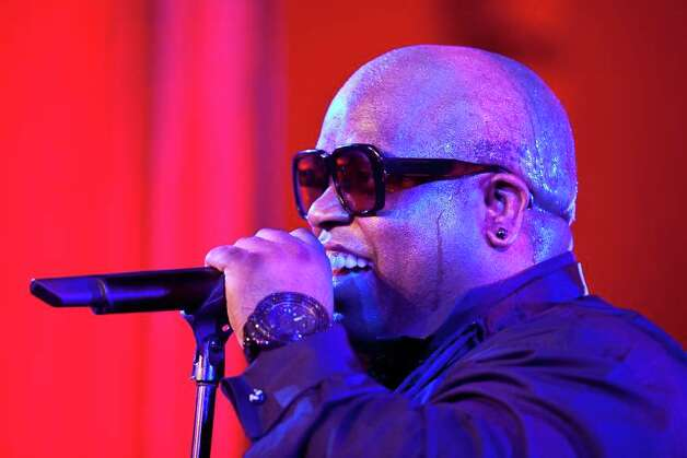 WASHINGTON, DC - APRIL 30:  Cee Lo Green performs at the MSNBC Correspondents' after party with FIJI Water at Embassy of Italy on April 30, 2011 in Washington, DC.  (Photo by Paul Morigi/Getty Images for The New Yorker) Photo: Paul Morigi, Stringer / Getty Images North America