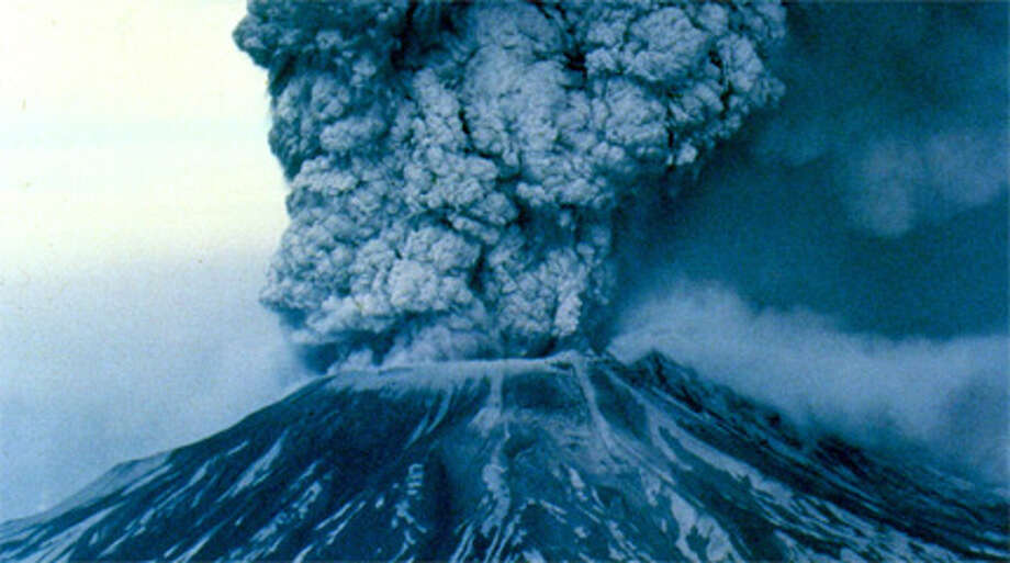 In the belly of the blast: The 1980 eruption of Mount St. Helens created a 230-square-mile blast zone, and killed 57 people. Hundreds of loggers would have lost their lives had the eruption not taken place on a Sunday morning.  Photo: Grant M. Haller/seattlepi.com File