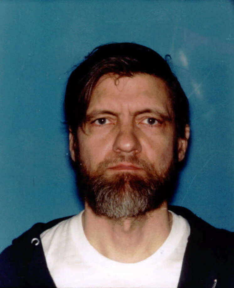 "This 1994 drivers license photo shows Ted John Kaczynski, that was released Wednesday, April 3, 1996, by the Montana Justice Department. The manifesto and other items belonging to the man known as the "" Unabomber"" will soon be available for purchase. The U.S. Marshals Service says the manifesto written by Ted Kaczynski will be offered in an online government auction beginning May 18, 2011. (AP Photo/Department of Motor Vehicles, File)"