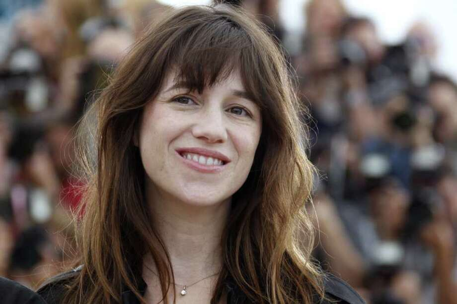 "French actress Charlotte Gainsbourg poses during the photocall of ""Melancholia"" presented in competition at the 64th Cannes Film Festival on May 18, 2011 in Cannes.  AFP PHOTO / FRANCOIS GUILLOT Photo: FRANCOIS GUILLOT, AFP/Getty Images / 2011 AFP"