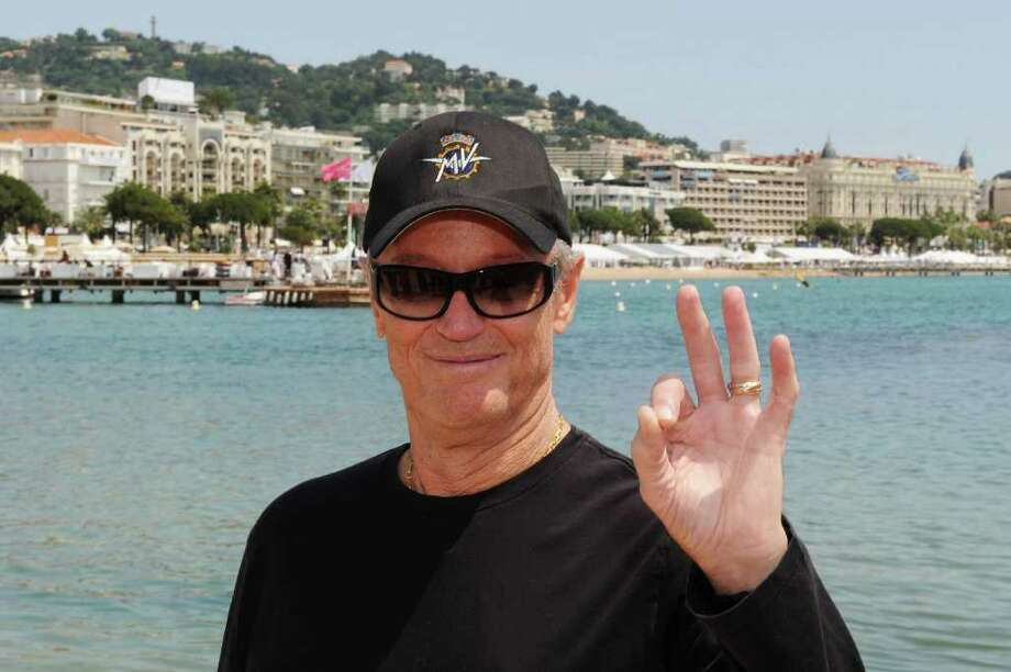 "CANNES, FRANCE - MAY 18:  Actor Peter Fonda attends the ""The Big Fix"" press conference during the 64th Annual Cannes Film Festival at the American Pavillion on May 18, 2011 in Cannes, France. Photo: Michael Buckner, Getty Images / 2011 Getty Images"