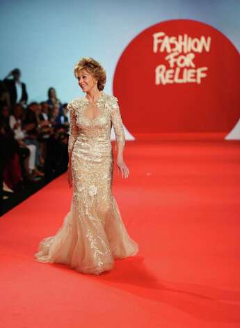 CANNES, FRANCE - MAY 16: Actress Jane Fonda attends Fashion For Relief at Forville market during the 64th Annual Cannes Film Festival on May 16, 2011 in Cannes, France.  (Photo by Ian Gavan/Getty Images) Photo: Ian Gavan, Stringer / 2011 Getty Images