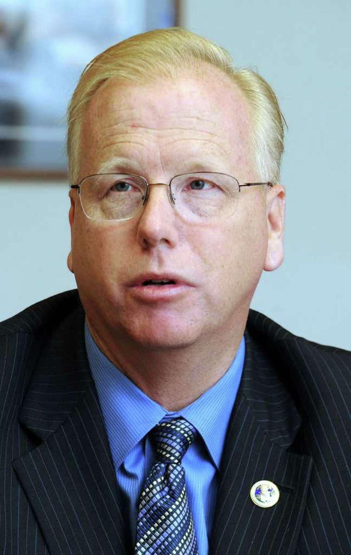 Danbury Mayor Mark Boughton