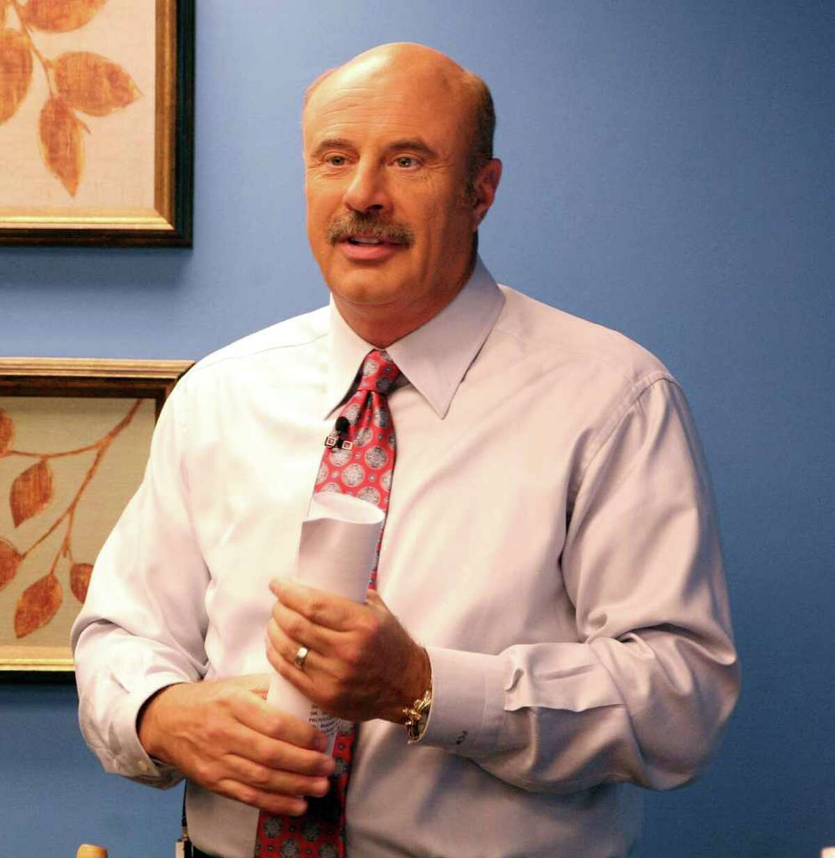 15. Dr. Phil McGraw Age: 66 Earnings: $79 million