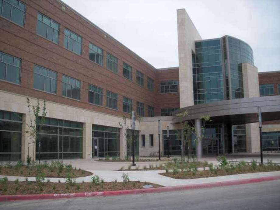 The new $90 million state-of-the-art Mission Trails Baptist Hospital will feature 110 licensed beds to service Southeast San Antonio. Photo: Courtesy Photo