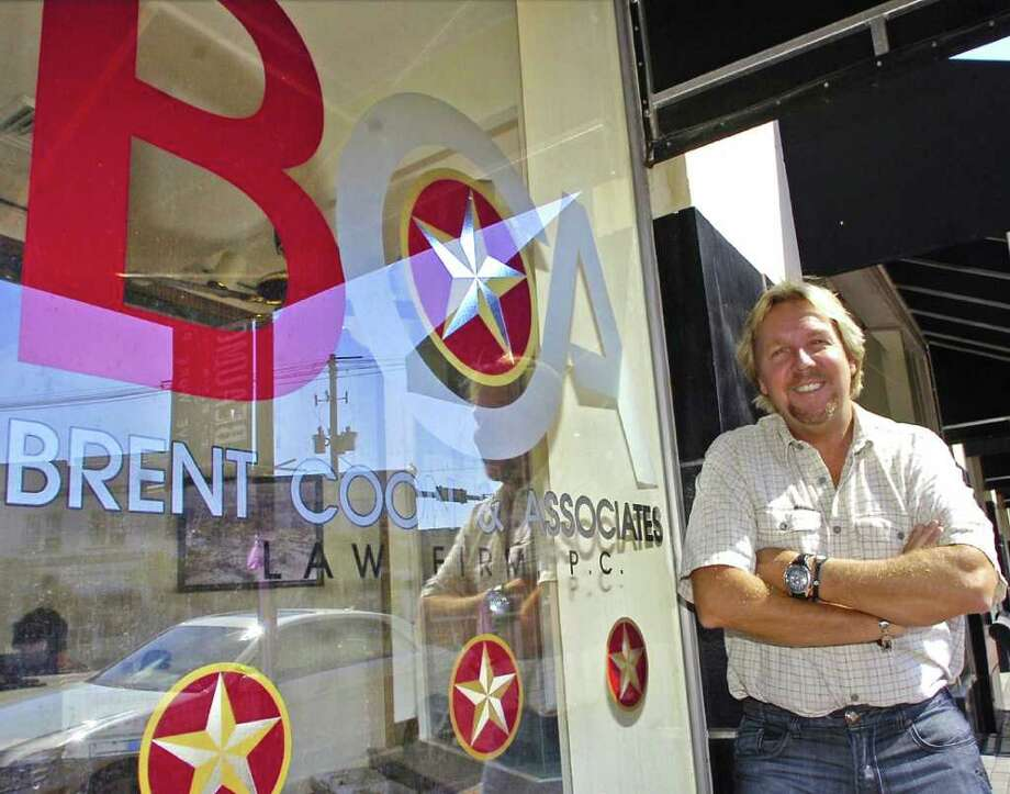 Beaumont attorney Brent Coon, who over saw most of the litigation against BP after the 2005 Texas City refinery explosion, has added 125 plaintiffs to a class action lawsuit he filed before U.S. District Judge Carl Barbier over chemical effects of the Deepwater Horizon explosion and cleanup. He claimed damages for loss of income in addition to pain, suffering, and anguish.  Dave Ryan/The Enterprise Photo: Dave Ryan / Beaumont