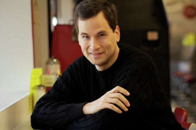 David Pogue. Photo: Contributed Photo / Connecticut Post Contributed