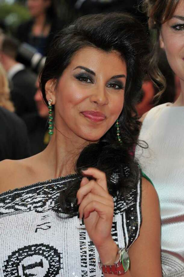 "Reem Kherici attends the ""La Conquete"" premiere during 64th Annual Cannes Film Festival at Palais des Festivals in Cannes, France. Photo: Pascal Le Segretain, Getty Images / 2011 Getty Images"