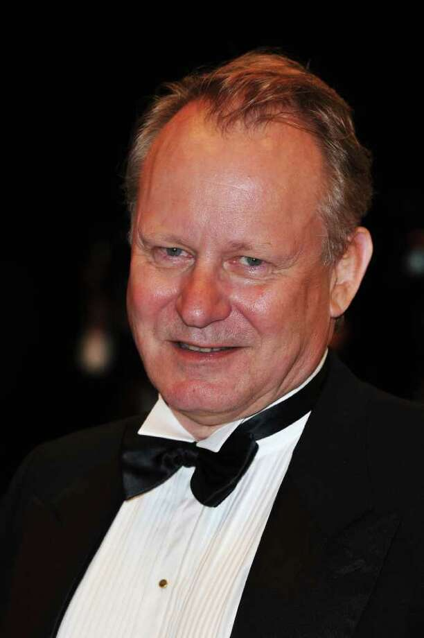 "Actor Stellan Skarsgard attends the ""Melancholia"" premiere during the 64th Annual Cannes Film Festival at Palais des Festivals in Cannes, France. Photo: Pascal Le Segretain, Getty Images / 2011 Getty Images"