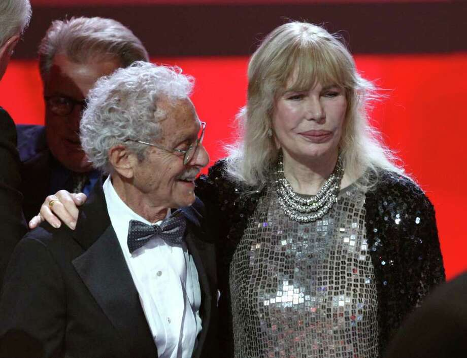 Allan Arbus, 1918-2013:Actor Allan Arbus (seen here with actress Loretta Swit), was  notable for his role as psychiatrist Dr. Sidney Freedman on the television series M*A*S*H. Photo: Alberto E. Rodriguez, Getty Images / 2009 Getty Images
