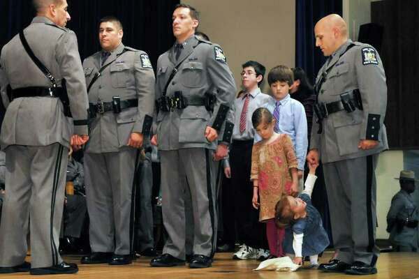 New York State troopers honored for risking lives