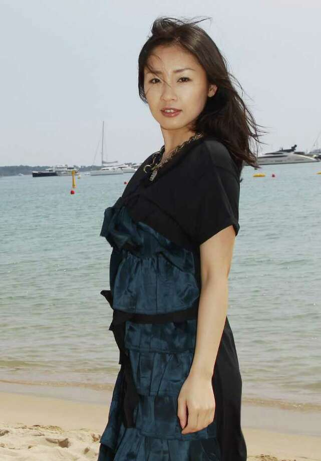 "Actress Megumi Kagurazaka of the film ""Guilty Of Romance"" poses during a portrait session during the 64th Cannes Film Festival in Cannes, France. Photo: Vittorio Zunino Celotto, Getty Images / 2011 Getty Images"