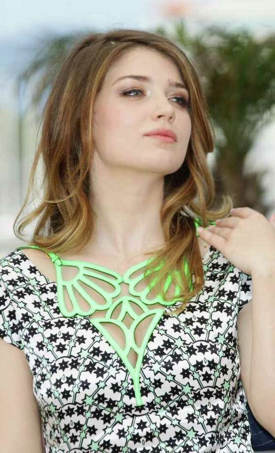 """Actress Eve Hewson attends the """"This Must Be The Place"""" photocall during the 64th Annual Cannes Film Festival at Palais des Festivals on Friday in Cannes, France. Photo: Vittorio Zunino Celotto, Getty Images / 2011 Getty Images"""
