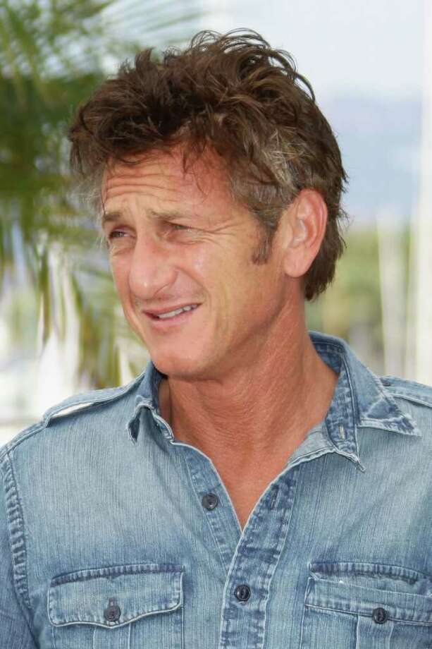 "Actor Sean Penn attends sthe ""This Must Be The Place"" photocall during the 64th Annual Cannes Film Festival at Palais des Festivals on Friday in Cannes, France. Photo: Vittorio Zunino Celotto, Getty Images / 2011 Getty Images"