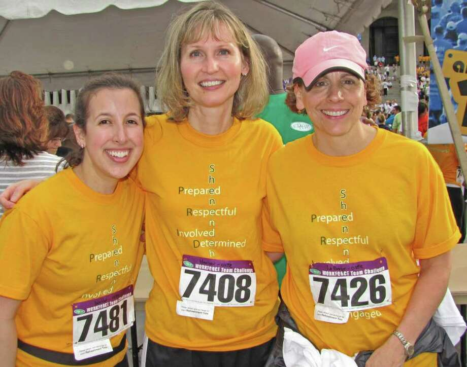 Were you Seen at the CDPHP Workforce Team Challenge in Albany on Thursday? Photo: Anne-Marie Sheehan / Special To The Times Union