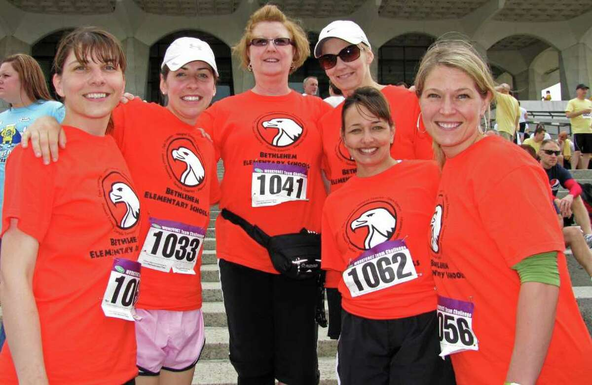 Were you Seen at the CDPHP Workforce Team Challenge in Albany on Thursday?