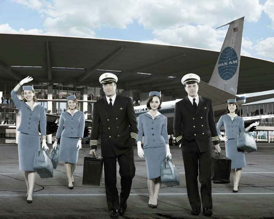 Image from the new ABC show 'Pan Am' about the iconic airline in the 1960s. Photo: Bob D'Amico, ABC/BOB D'AMICO / © 2011 American Broadcasting Companies, Inc. All rights reserved.