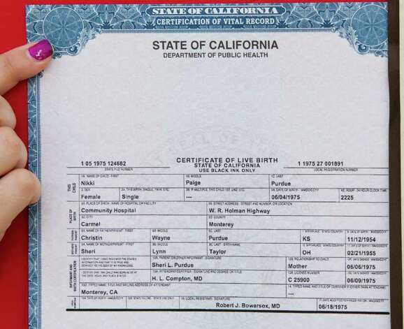 California birth certificate template idealstalist california birth certificate template yelopaper Choice Image