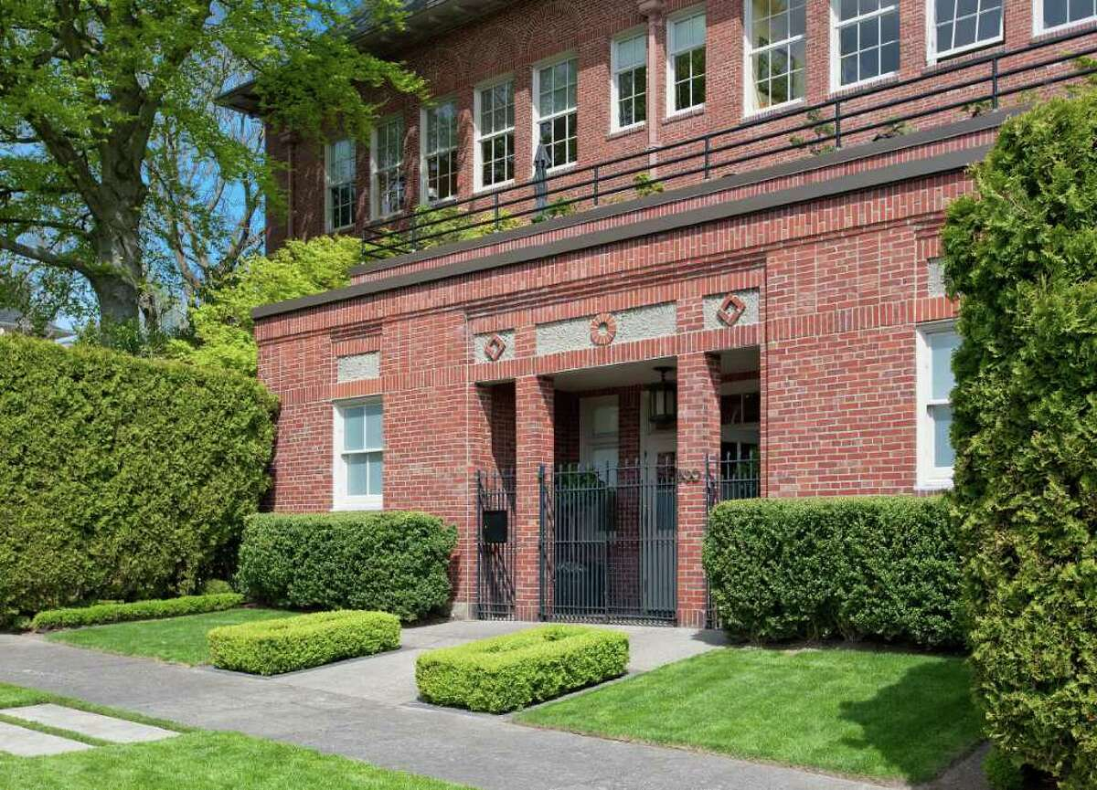 The 2,980-square-foot condo, at 1401 5th Ave. W., has a private entrance and no neighbors on three sides.