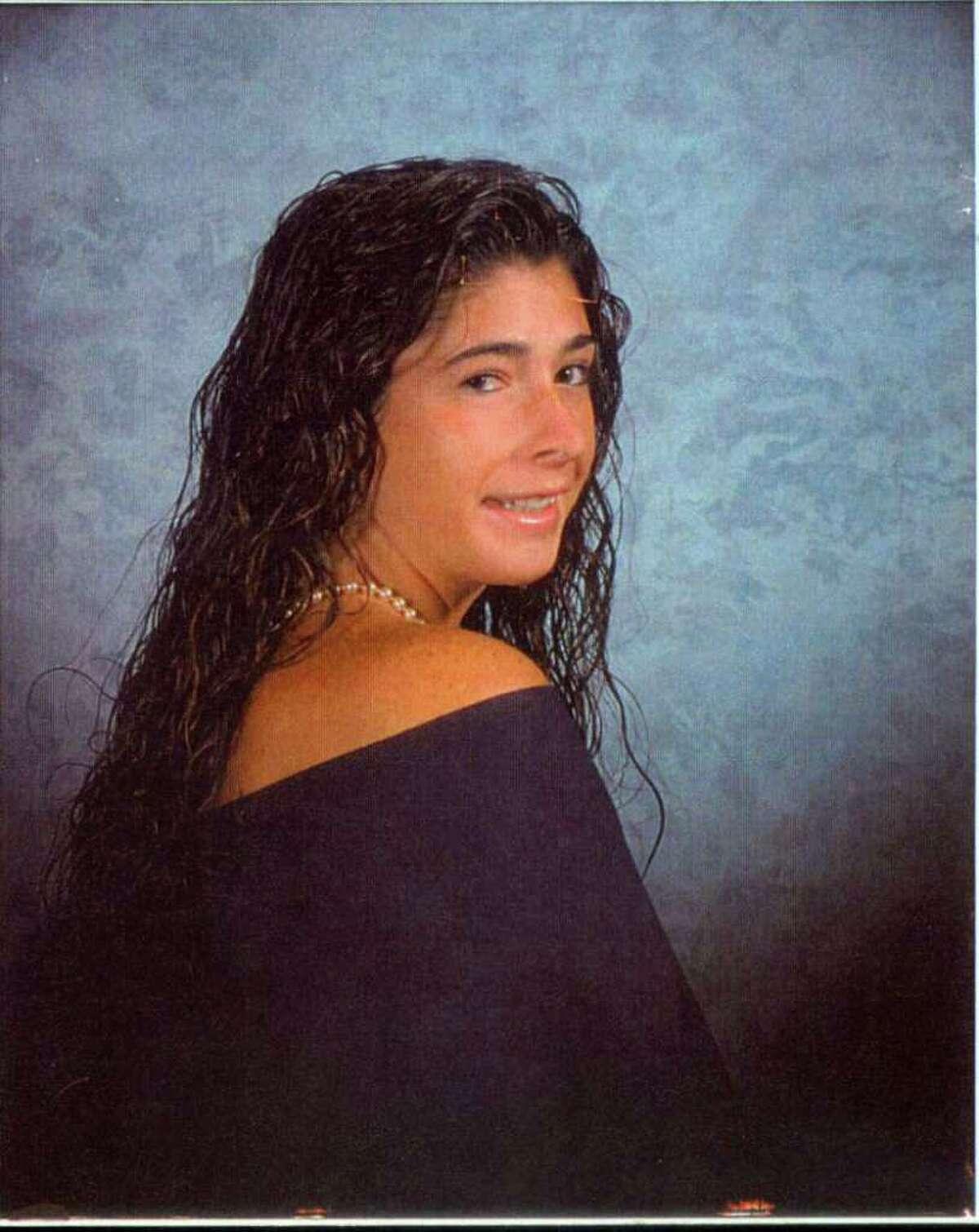 2007 Westhill High School graduation photo of Rachel Sottosanti.