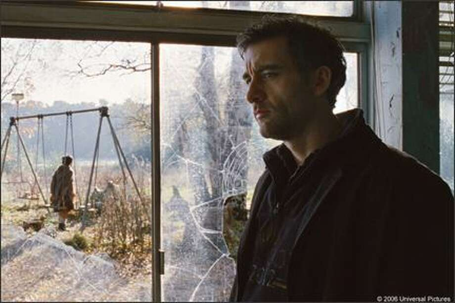 "In ""Children of Men"" (2006), humanity faces doom from infertility. As the film opens, no children have been born anywhere on Earth in 18 years, and civilization has collapsed in the face of looming extinction. Photo: Universal Pictures"