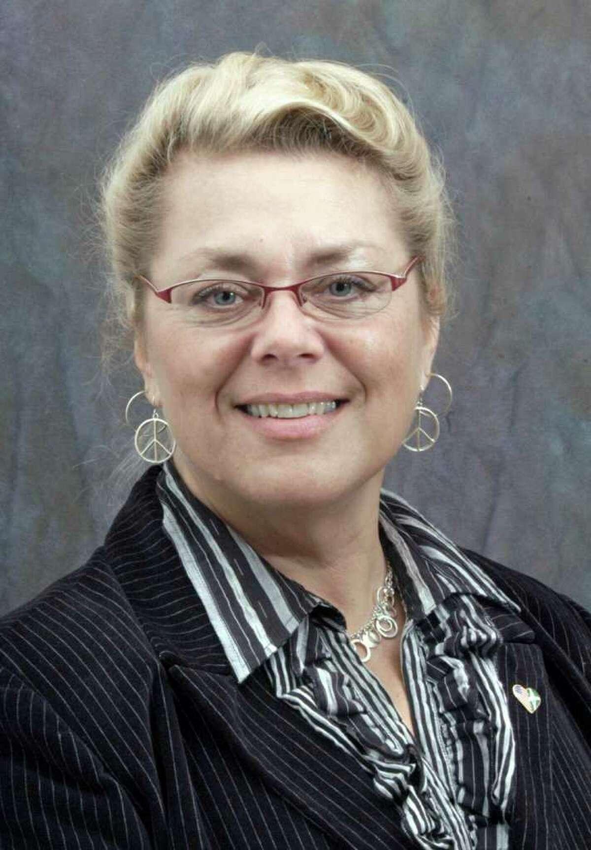 New Milford Mayor Pat Murphy