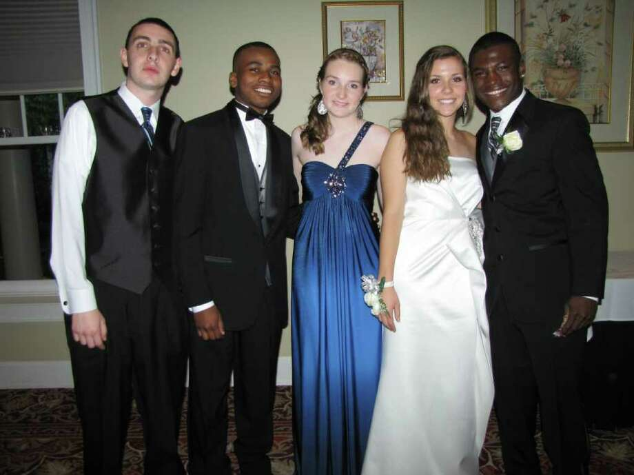 Were you seen at the Brookfield Senior Prom at the Amber Room Colonnade in Danbury CT on Friday, May 20, 2011? Photo: Vincent Rodriguez / The News-Times