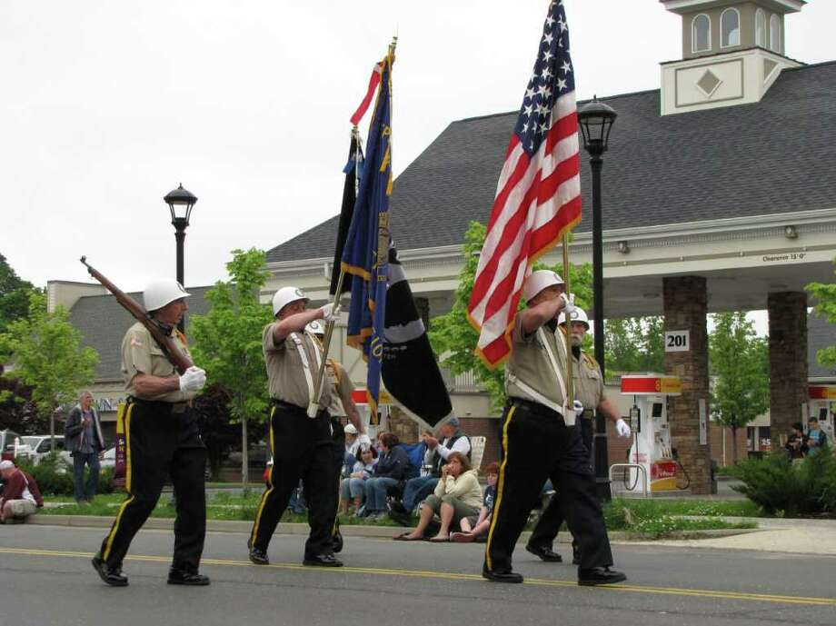 Were you seen at the Bethel Memorial Day Parade in Bethel, CT on Sunday, May 22, 2011? Photo: Vincent Rodriguez / The News-Times