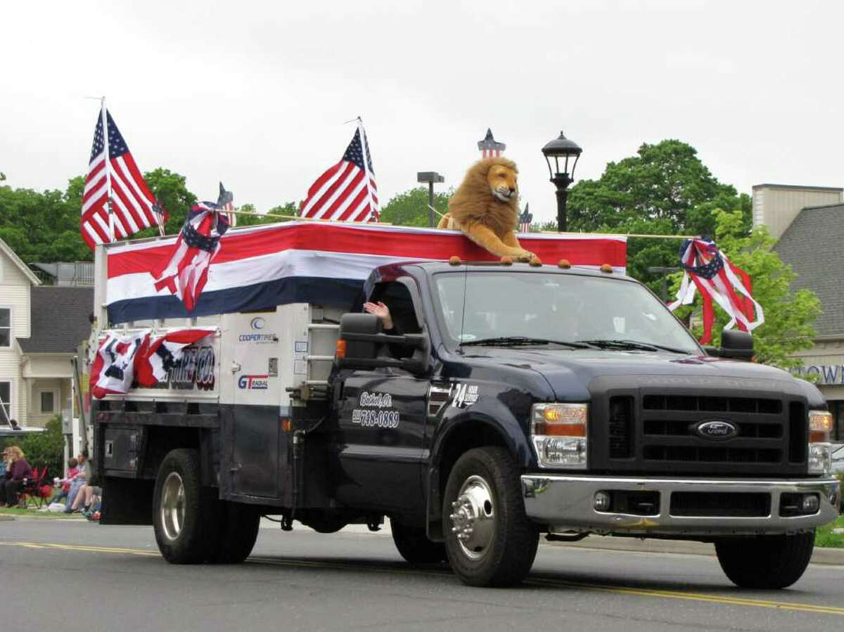 Were you seen at the Bethel Memorial Day Parade in Bethel, CT on Sunday, May 22, 2011?