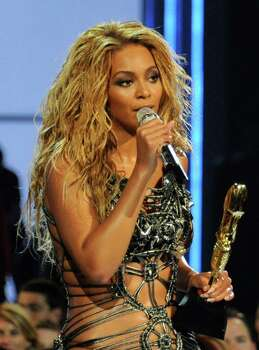 LAS VEGAS, NV - MAY 22:  Singer Beyonce performs onstage during the 2011 Billboard Music Awards at the MGM Grand Garden Arena May 22, 2011 in Las Vegas, Nevada.  (Photo by Ethan Miller/Getty Images for ABC) Photo: Ethan Miller, Getty Images For ABC / 2011 Getty Images