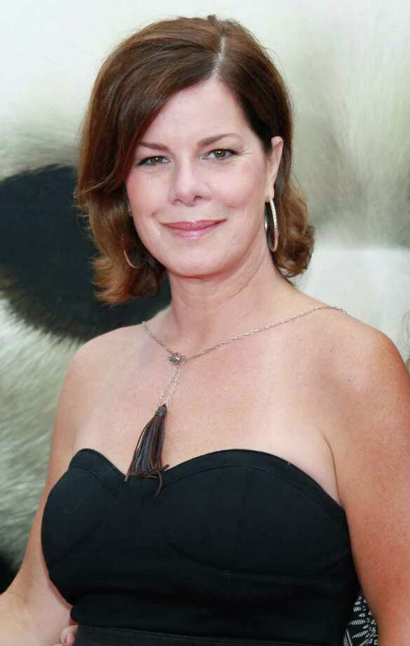 "Actress Marcia Gay Harden attends the premiere of DreamWorks Animation's ""Kung Fu Panda 2"" at Mann's Chinese Theatre in Hollywood, California. Photo: David Livingston, Getty Images / 2011 Getty Images"