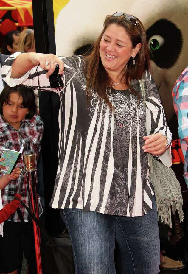"Actress Camryn Manheim attends the Premiere of DreamWorks Animation's ""Kung Fu Panda 2"" at Mann's Chinese Theatre in Hollywood, California. Photo: Frederick M. Brown, Getty Images / 2011 Getty Images"