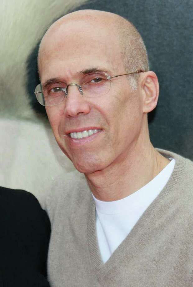 "DreamWorks Animation CEO Jeffrey Katzenberg attends the premiere of DreamWorks Animation's ""Kung Fu Panda 2"" at Mann's Chinese Theatre in Hollywood, California. Photo: David Livingston, Getty Images / 2011 Getty Images"