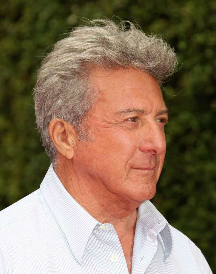 "Actor Dustin Hoffman attends the Premiere of DreamWorks Animation's ""Kung Fu Panda 2"" at Mann's Chinese Theatre in Hollywood, California. Photo: Frederick M. Brown, Getty Images / 2011 Getty Images"