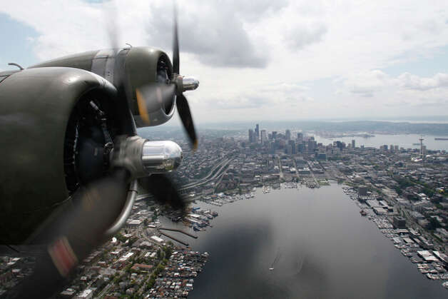 Photo: Joe Dyer / SEATTLEPI.COM