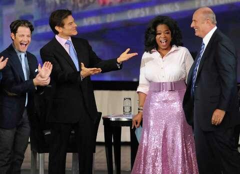 Oprah Winfrey through the years - Times Union
