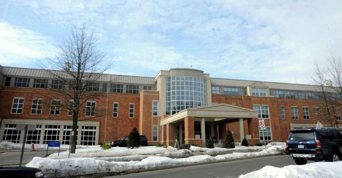 Greenwich Hospital, shown on Feb. 13, 2011.