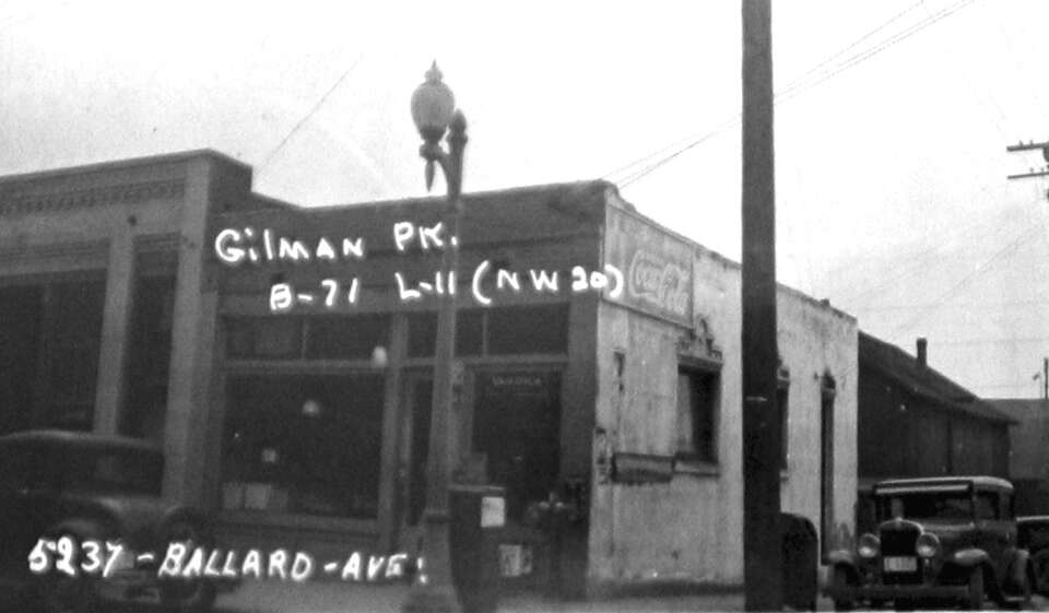 5237 Ballard Avenue Northwest in an undated photo.