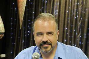 Radio talk show host Joe Pagliarulo is taking a humorous approach to discussing his treatment for testicular cancer.