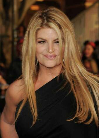 Actress Kirstie Alley Photo: Jason Merritt, Staff / 2011 Getty Images