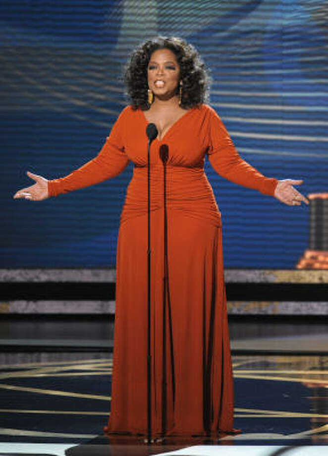 The final episode of The Oprah Winfrey Show is Wednesday. Photo: Mark J. Terrill, AP