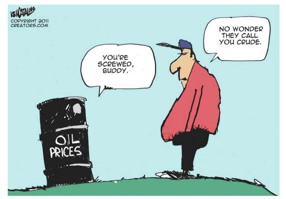Really crude oil