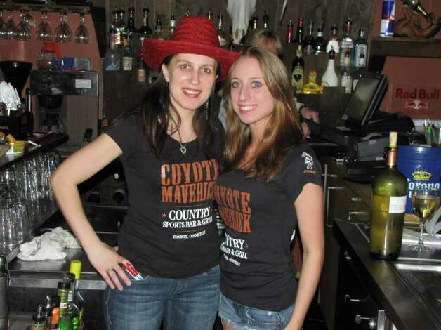 Were you seen at Coyote Maverick Country Sports Bar and Grill in Danbury, CT on Tuesday, May 24, 2011? Photo:  Vincent Rodriguez / The News-Times