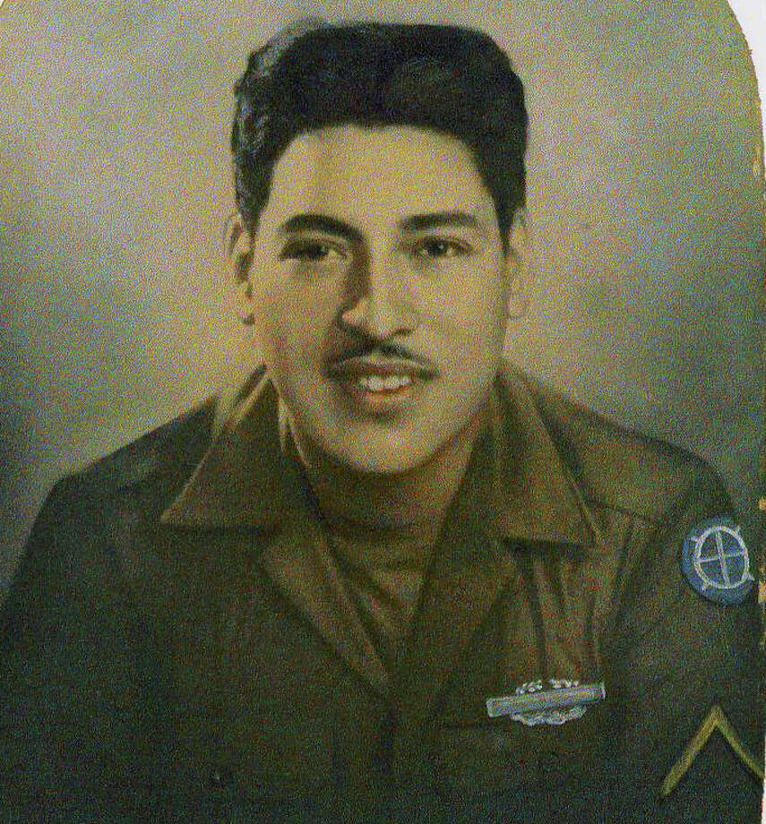 WWII sharpshooter, Pedraza fought on the front line - San Antonio