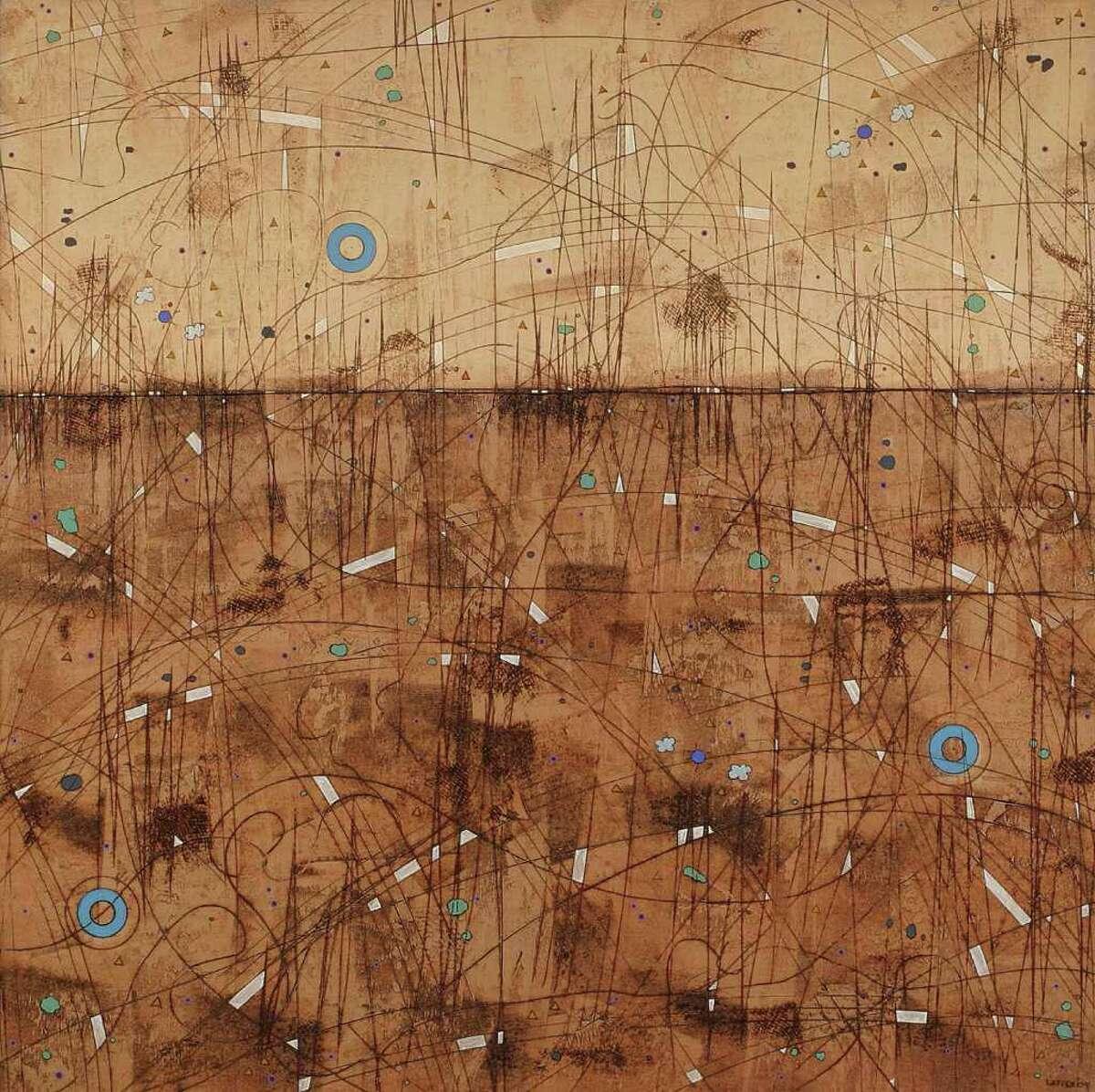 "Erik Laffer's ""Digital Atmosphere"" (Courtesy the artist)"